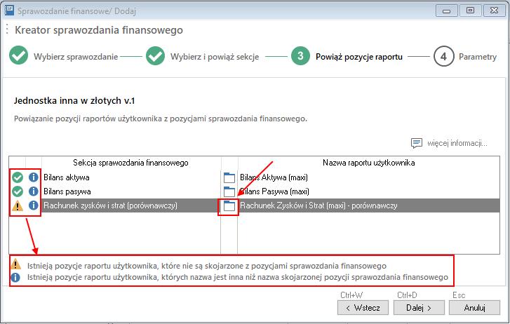 Obsługa e-Sprawozdań Finansowych